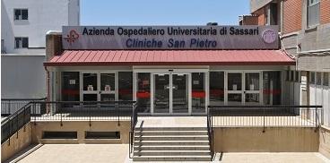 Aou Sassari - Strutture ospedaliere - Cliniche San Pietro